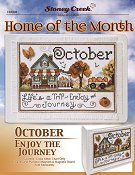 "Home of the Month - October ""Enjoy The Journey"""