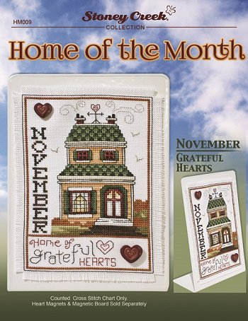 "Home of the Month - November ""Grateful Hearts"" MAIN"