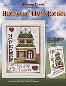 "Home of the Month - November ""Grateful Hearts"""