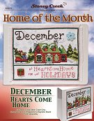 "Home of the Month - December ""Hearts Come Home"""