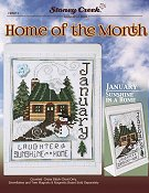 "Home of the Month - January ""Sunshine in a Home"" THUMBNAIL"
