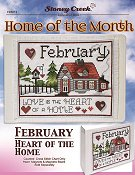 "Home of the Month - February ""Heart of the Home"""