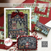 Hands On Design - Farmhouse Chalk - Holly Jolly Farm THUMBNAIL