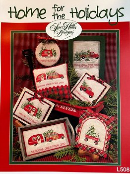 Sue Hillis Designs - Home For The Holidays MAIN