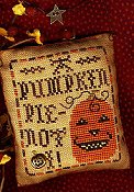 Homespun Elegance - A Halloween Year - September - Not I