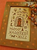 Homespun Elegance - Country Spirits Collection- Haunted Hill House_THUMBNAIL