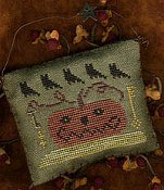 Homespun Elegance - A Halloween Year - January - Owls Night Out