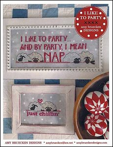 Amy Bruecken Designs - I Like To Party MAIN