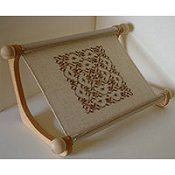 Doodlin' Around Design - The Lap Stitch Doodler Frame_THUMBNAIL