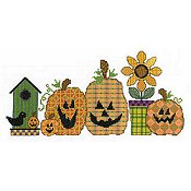Imaginating - Fabric Pumpkins 2728 THUMBNAIL