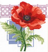 Imaginating - Warm Red Poppy 2691