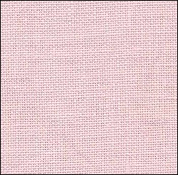 R & R Reproductions 32ct Linen - In The Pink MAIN