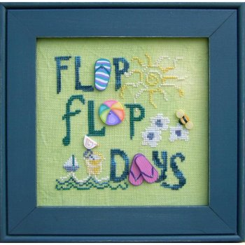 Just Another Button Company - Flip Flop Days MAIN