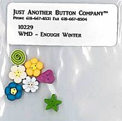 Jabco Button Pack - Waxing Moon Designs - Enough Winter THUMBNAIL