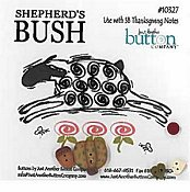 Jabco Button Pack - Shepherd's Bush - Thankful Notes THUMBNAIL