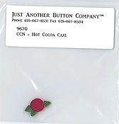 Jabco Button Pack - Country Cottage Needleworks - Santa's Village - Hot Cocoa Cafe THUMBNAIL