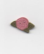 Jabco Button - 2300 Rose Colored Rose_THUMBNAIL
