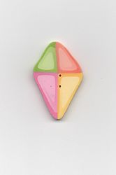 Jabco Button - 4499 Pastel Kite MAIN