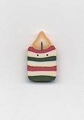 Jabco Button - 4509 Holiday Candle_THUMBNAIL