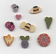 Jabco Button Pack - Shepherd's Bush - Love Is THUMBNAIL