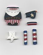 Jabco Button Pack - Vals's Stuff - Red White and Blue_THUMBNAIL