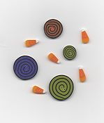 Jabco Button Pack - CherryWood Design Studios - Franks for the Treats