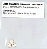 Jabco Button Pack - Myrtle Grace Motifs - Here Fishy Fishy!