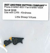 Jabco Button Pack - Little House Needleworks - Little Sheep Virtue Kindness