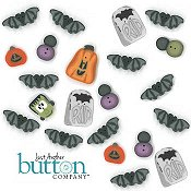 Jabco Button Pack - Praiseworthy Stitches - Darkwing Manor