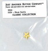 Jabco Button Pack - Country Cottage Needleworks - Classic Collection #2 - Dear Santa