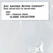 Jabco Button Pack - Country Cottage Needleworks - Classic Collection #5 - Christmas Cheer