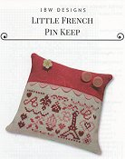 JBW Designs - Little French Pin Keep