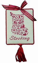 JBW Designs - French Country Petite Stocking