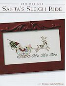 JBW Designs - Santa's Sleigh Ride