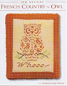 JBW Designs - French Country Owl THUMBNAIL