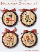 JBW Designs - Halloween Ornaments I