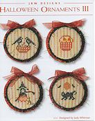 JBW Designs - Halloween Ornaments III
