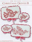JBW Designs - Christmas Doves II