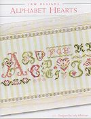 JBW Designs - Alphabet Hearts