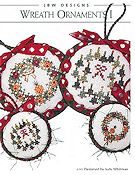 JBW Designs - Wreath Ornaments I