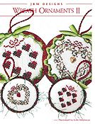 JBW Designs - Wreath Ornaments II