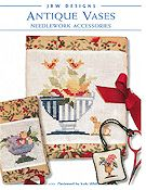 JBW Designs - Antique Vases Needlework Accessories