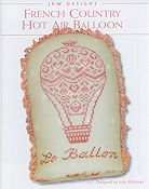 JBW Designs - French Country Hot Air Balloon THUMBNAIL