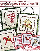 JBW Designs - Scandinavian Ornaments III THUMBNAIL