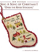 JBW Designs - Sing A Song Of Christmas I - Over The River Stocking THUMBNAIL
