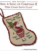 JBW Designs - Sing A Song Of Christmas II - Here Comes Santa Claus THUMBNAIL