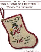 JBW Designs - Sing A Song Of Christmas III - Frosty The Snowman THUMBNAIL
