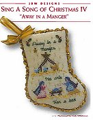 JBW Designs - Sing A Song Of Christmas IV - Away In A Manger THUMBNAIL