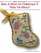 JBW Designs - Sing A Song Of Christmas V - Hark The Herald THUMBNAIL