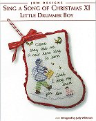 JBW Designs - Sing A Song Of Christmas XI - Little Drummer Boy THUMBNAIL